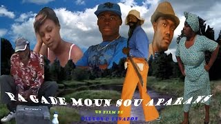 Haitian Movie/Don't Judge The Book By Its Cover (Freeport, Grand Bahama)