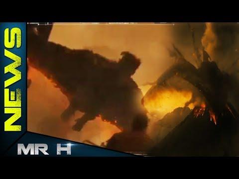 NEW Rodan Footage & Rodan Roar! Godzilla King Of The Monsters