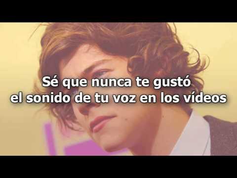 Little Things - One Direction {traducida Al Español} video
