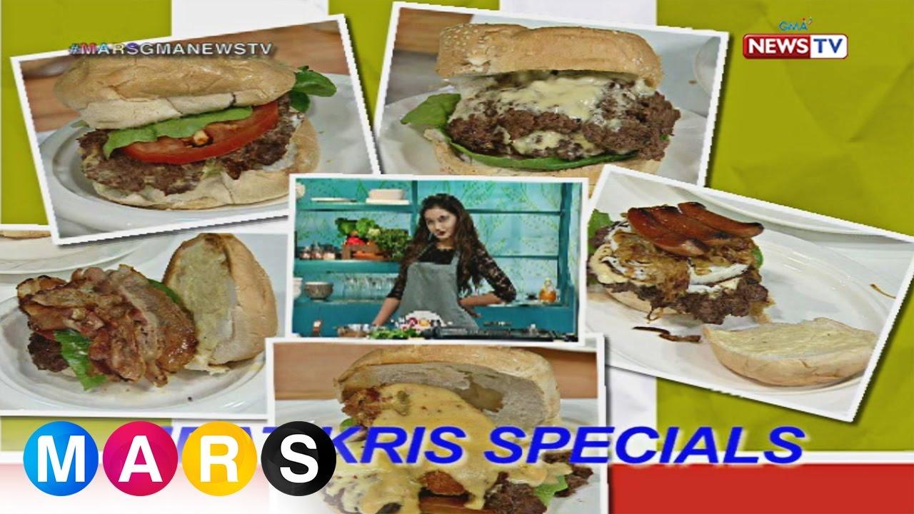 Mars Masarap: Meat Kris Specials by Kris Bernal
