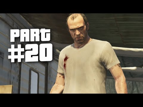 Grand Theft Auto 5 Gameplay Walkthrough Part 20 - Crystal Maze (GTA 5)