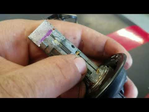Chevy Cavalier lock cylinder