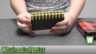 Hornady 6mm Remington Superformance 95Gr SST 81663 Ammunition Shooting Gaming Unboxing