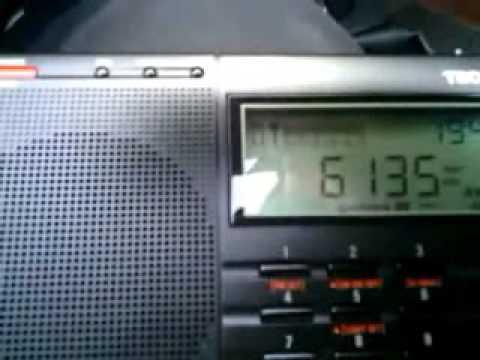 Radio Sana'a (Yemen), 6135 kHz, PL-660 & Sony ICF-2010