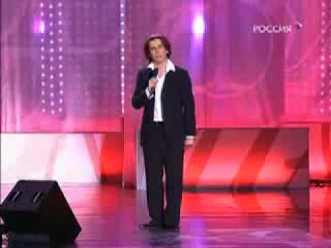 """Сольный концерт Максима Галкина """"Весеннее Обострение"""""""