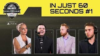 In Just 60 Seconds - CWL London Special: Episode I