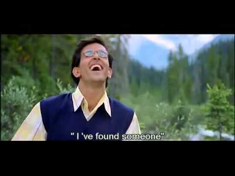 Lagu India (koi Mil Gaya.flv) video