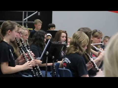 New Covenant Academy - Middle school band