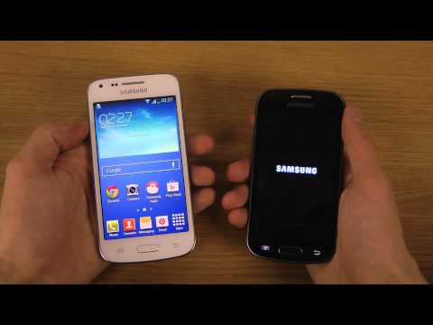 Samsung Galaxy Core Plus vs. Samsung Galaxy Trend - Which Is Faster?