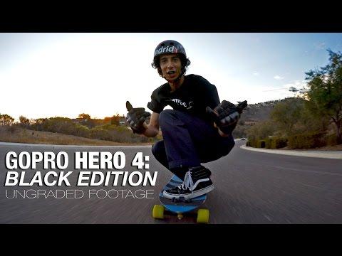 GoPro Hero 4 Black: Roman RAW Run
