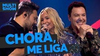 Chora Me Liga João Bosco VinÍcius Claudia Leitte Música Boa Ao Vivo Música Multishow