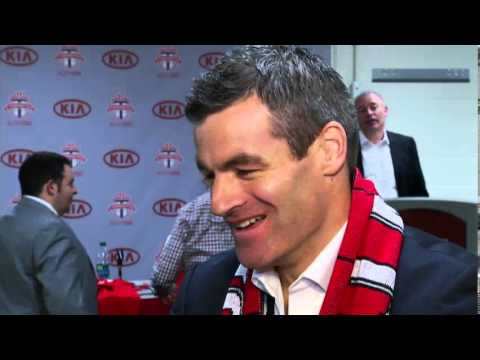 Ten Questions with Ryan Nelsen - January 9, 2013