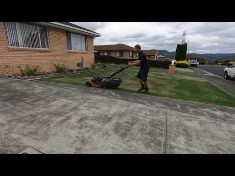 Lawn Mowing Services Hobart | Harwood's Lawn Care