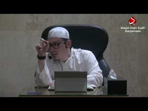 Ilmu Tentang Nama & SifatNya Serta Manhaj Ahlussunnah Dalam Hal Itu #3 - Ustadz Ahmad Zainuddin, Lc