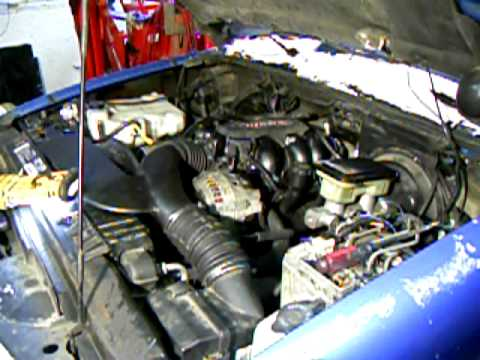 2000 Chevy S10 4 3l V6 Engine Tapping How To Save Money