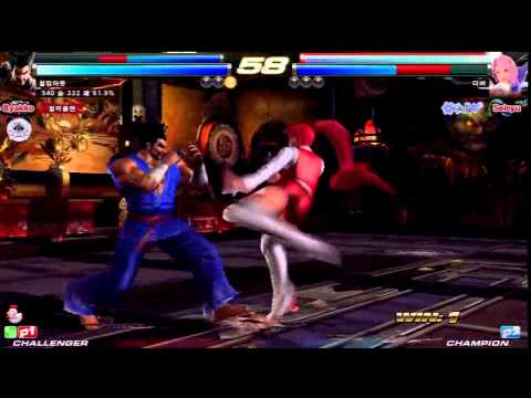 TEKKEN TAG2 UL 5/15 LIGHT VS BAEKRYUN