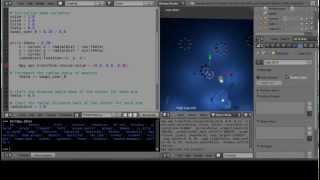 Blender 2.6 Python Tutorials