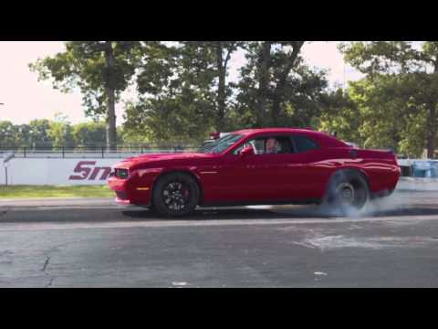 Maxim Quarter Mile: The Hellcat