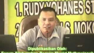 Bagian VII - Debat ISLAM VS KRISTEN (Insan LS Mokoginta - Rudy Yohanes)