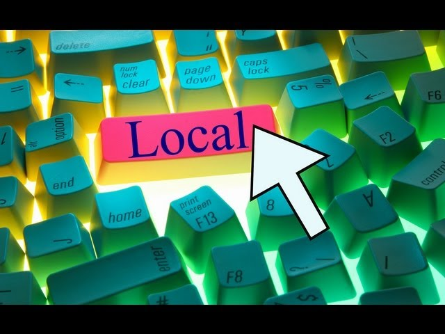 Local search and blended results, how your business is affected