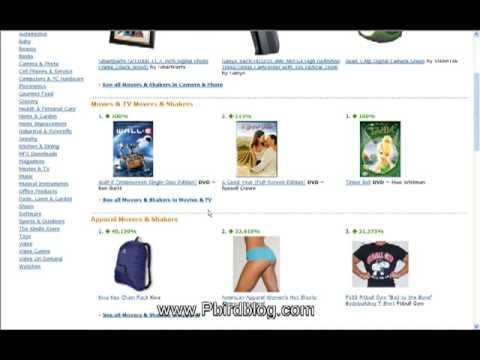 หาสินค้าจาก Amazonอย่างไรให้ขายได้