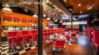 Design and Refurbishment Costs of Restaurants? Rosies Diner in Leeds