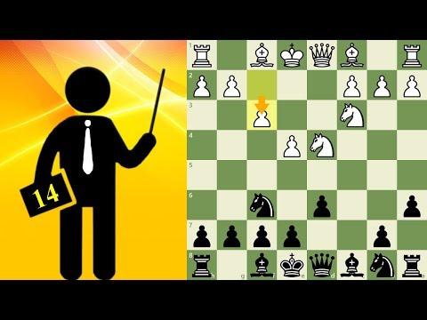 Sicilian Defence. Najdorf w/ 6. f3 - Standard chess #14