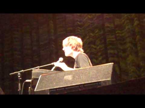 Bo Burnham- Love is and New Song LIVE