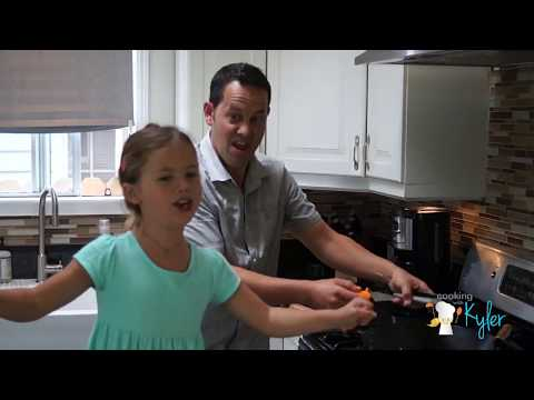Kids favorite CHINESE BROCCOLI #70/Cooking with Kyler