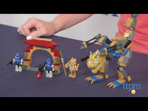 KRE-O Transformers Age of Extinction Grimlock Street Attack from Hasbro
