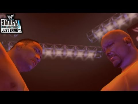 THE GREATEST OF ALL TIME!!! - WWF SmackDown! Just Bring It Story Mode #3 thumbnail