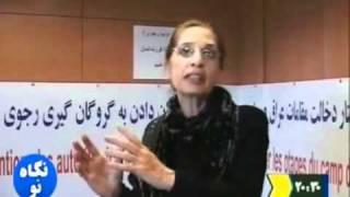 تجاوزات جنسی مسعودرجوی خائن به زنان کمپ اشرف
