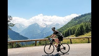 CYCLING THE MIGHTY ALPE D'HUEZ