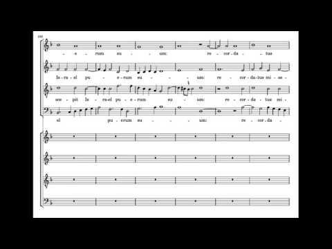 Лассо, Орландо ди - Magnificat sexti toni a 8