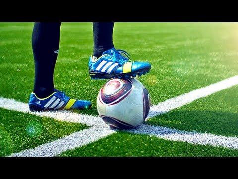 Ultimate adidas Nitrocharge 1.0 Test | Free Kick Review | freekickerz
