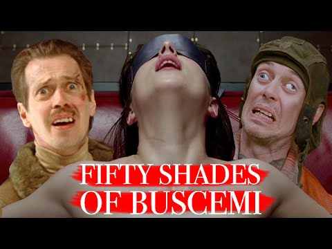 50 Shades Of Steve Buscemi