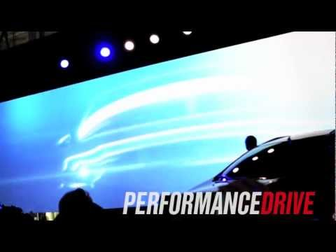 2014 Ford Falcon previewed at 2012 Australian Motor Show