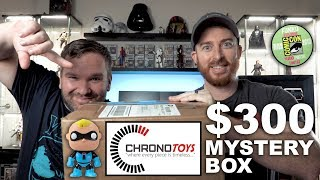 Unboxing a $300 Ultra High Roller Mystery Box from Chrono Toys - Day 5