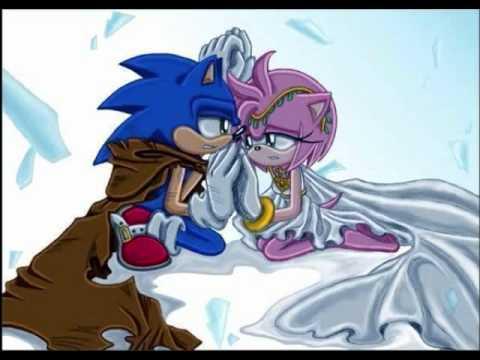 Amy wants Sonic