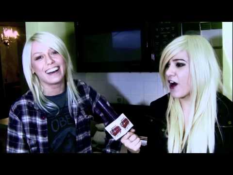 Tonight Alive - WRECKED INTERVIEW