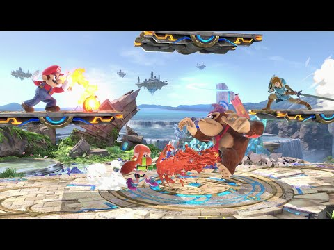 Nintendo says 'Super Smash Bros. Ultimate' is a brand new game, so stop whining