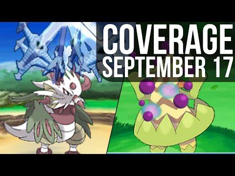 Mega Shiftry And Mega Ludicolo? - Pokémon Omega Ruby And Alpha Sapphire video