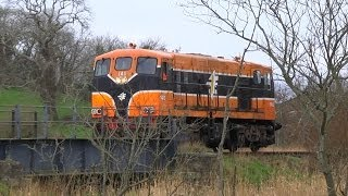 ITG Loco B146 at Downpatrick - 21st December 2013