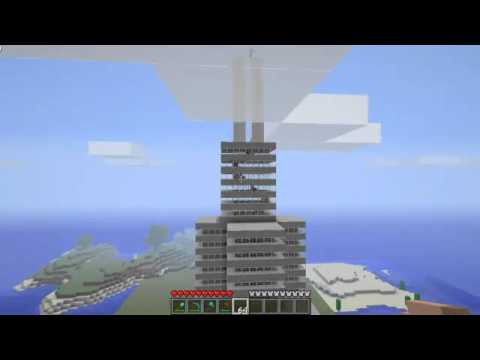 Minecraft Sears/willis Tower