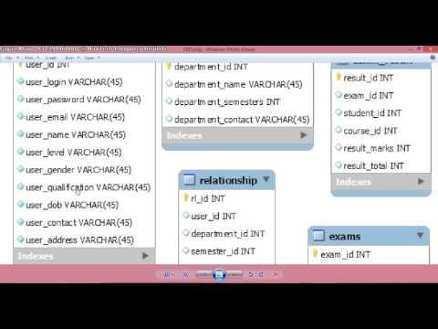 18 – Student Portal in PHP/MySQL (Pashto)