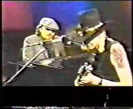 Johnny Winter and Dr John - Talk to Your Daughter
