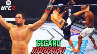 Gegard Mousasi Is A Monster! Dangerous Hands - EA Sports UFC 2 Online Gameplay