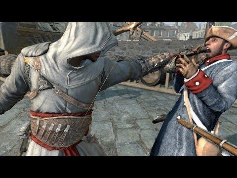 Assassin's Creed 3 Master Assassin Altair