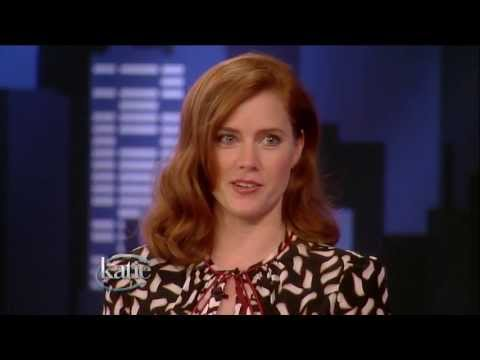 'Man of Steel' Leading Lady Amy Adams Gushes About Co-Star Henry Cavill