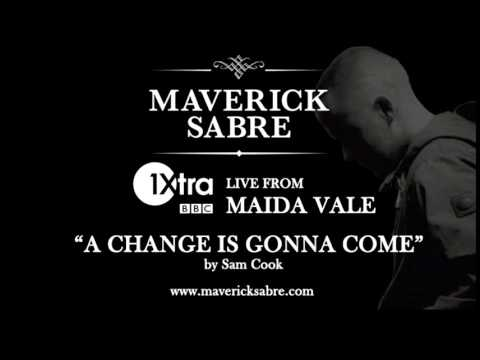 Maverick Sabre - A Change Is Gonna Come (Live lounge, Radio 1)